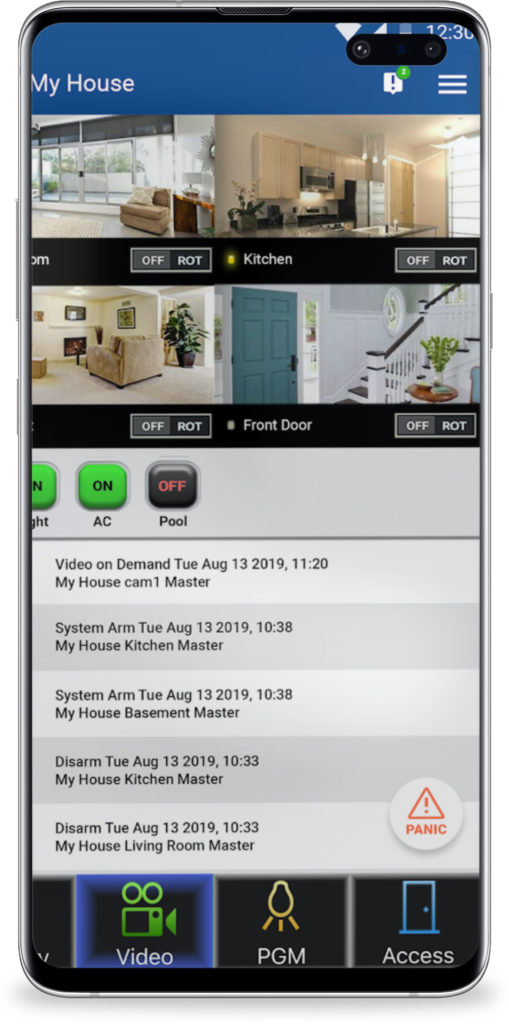 Business and Home Security Systems